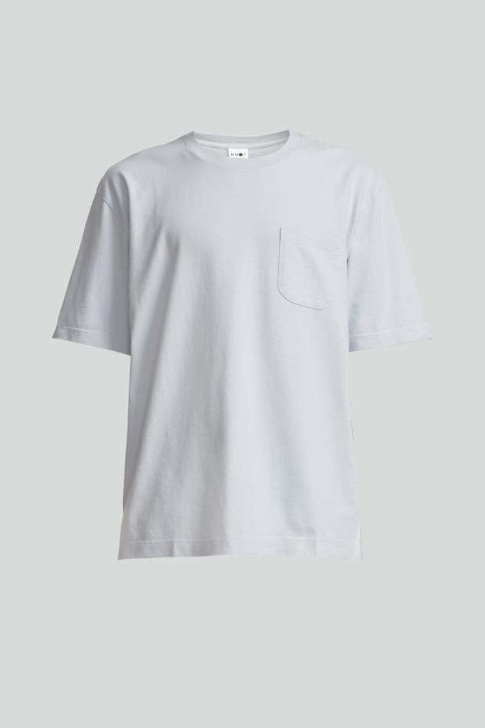 nn07 dylan 3432 tshirt - ice blue