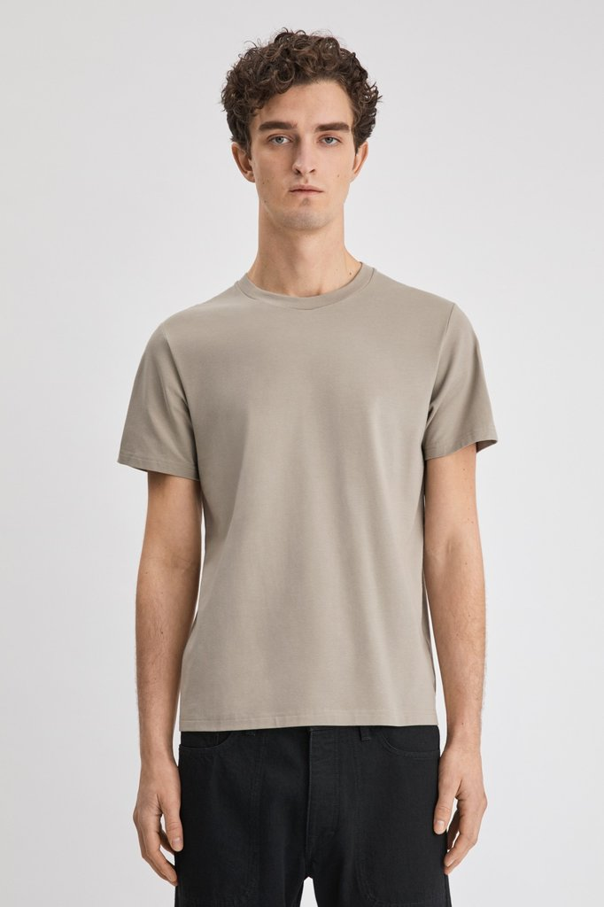 filippa k soft lycra tee - light sage