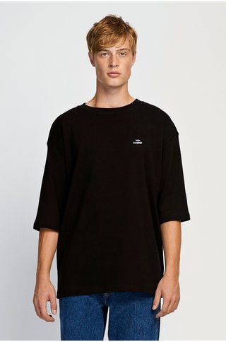 won hundred vance tshirt - black