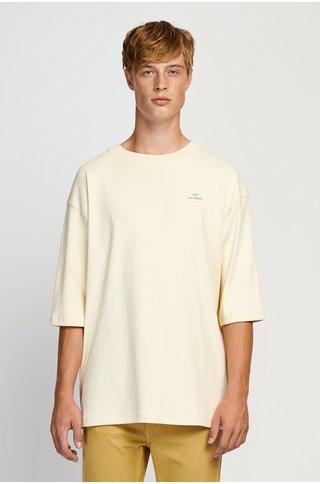 Won Hundred vance tshirt - seedpearl white