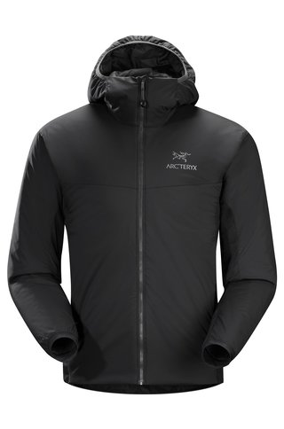 arc'teryx atom lt hoodie - black