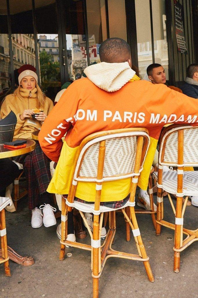 drôle de monsieur available from augustus