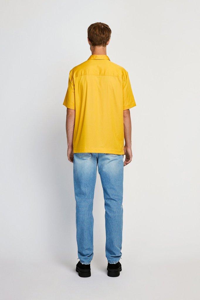 won hundred jonah shirt - yolk yellow
