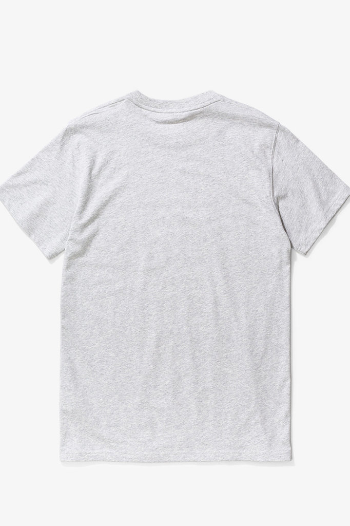 norse project niels projects logo tshirt - light grey