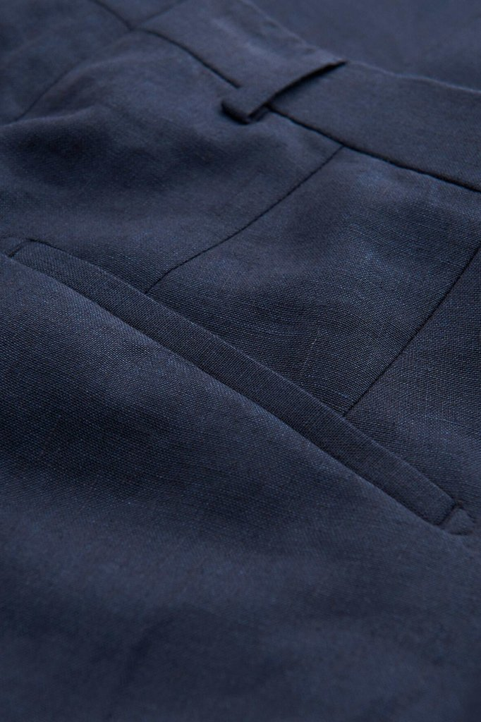 tiger of sweden cone pants - midnight blue