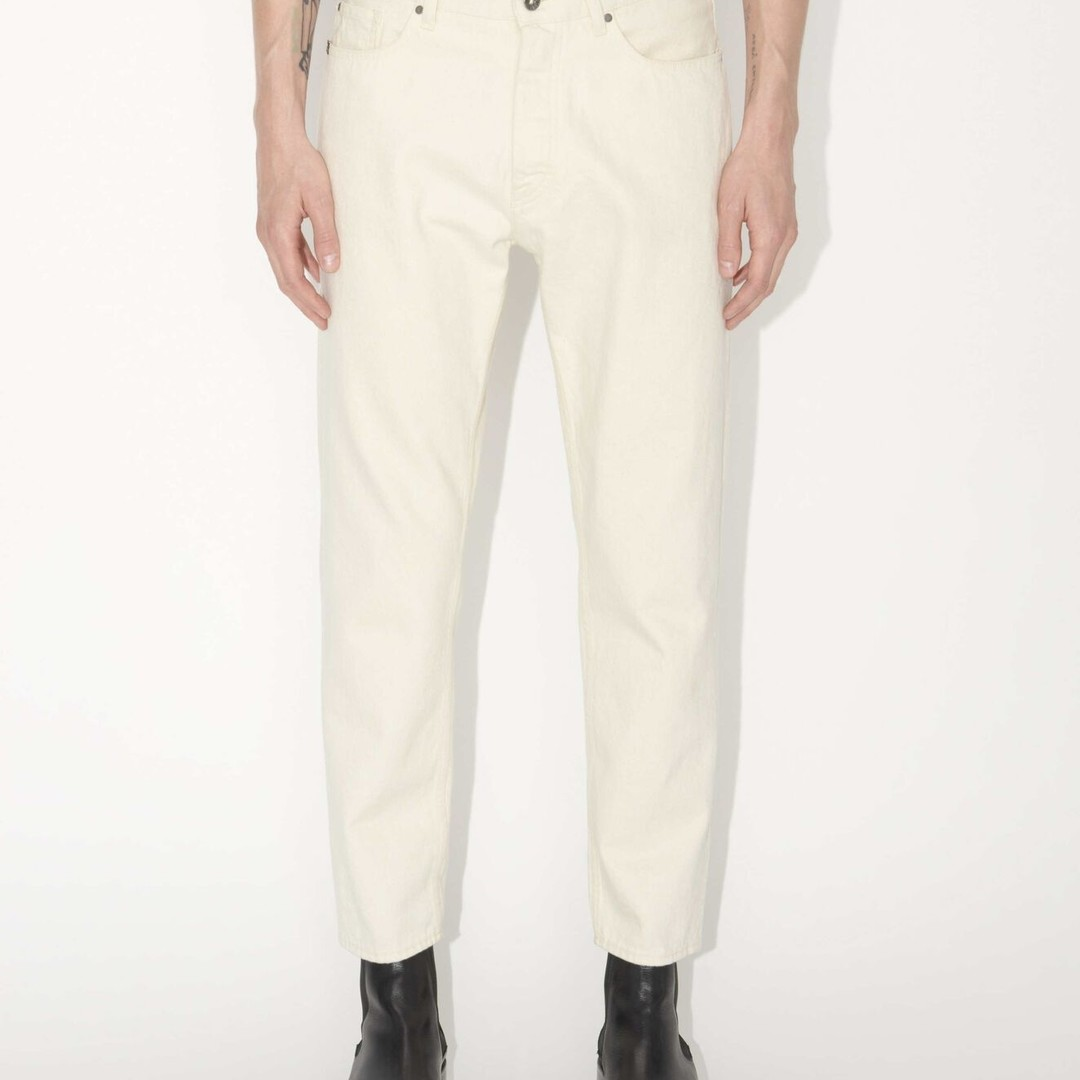 tiger of sweden jud pants - ecru denim