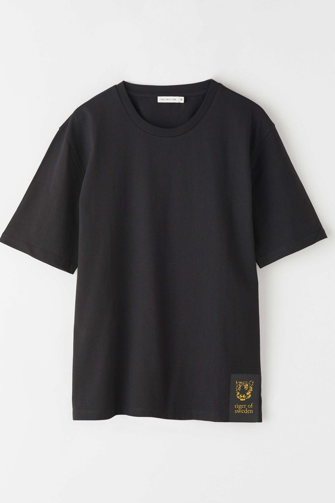 tiger of sweden pro cool tshirt - black