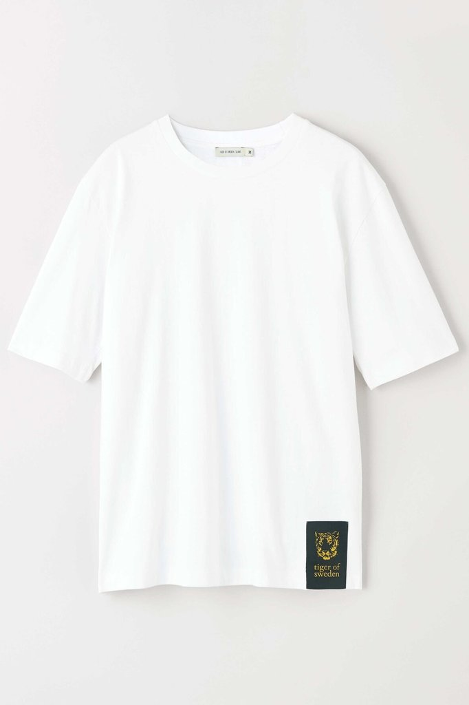 tiger of sweden pro cool tshirt - white