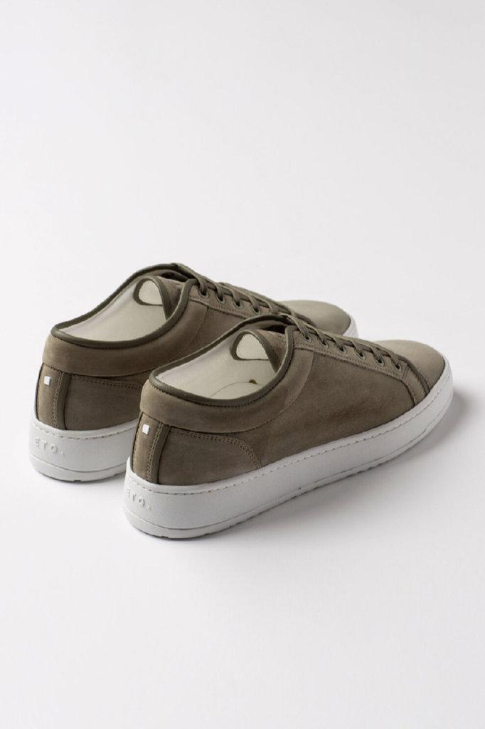 etq amsterdam lt.01 sneaker nubuck - sage green