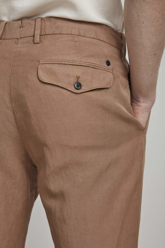 nn07 codo 1044 pants - light canella