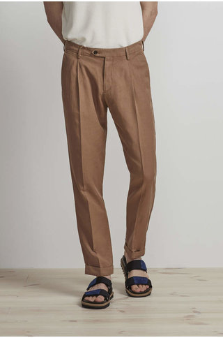 nn07 codo 1044 pants - light canella