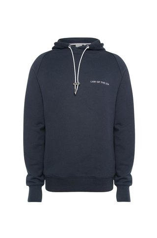 law of the sea coast hoodie - total eclips