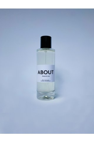 about interior spray - 100 ml
