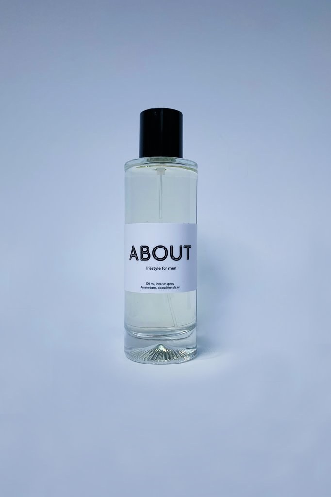 about about interior spray - 100 ml