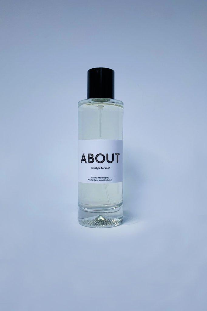about parfum spray - 100 ml