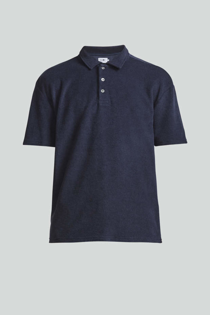 nn07 alfons 3370 polo - true blue