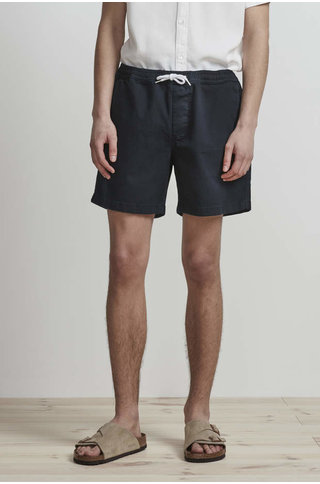 nn07 gregor 1034 short - navy blue