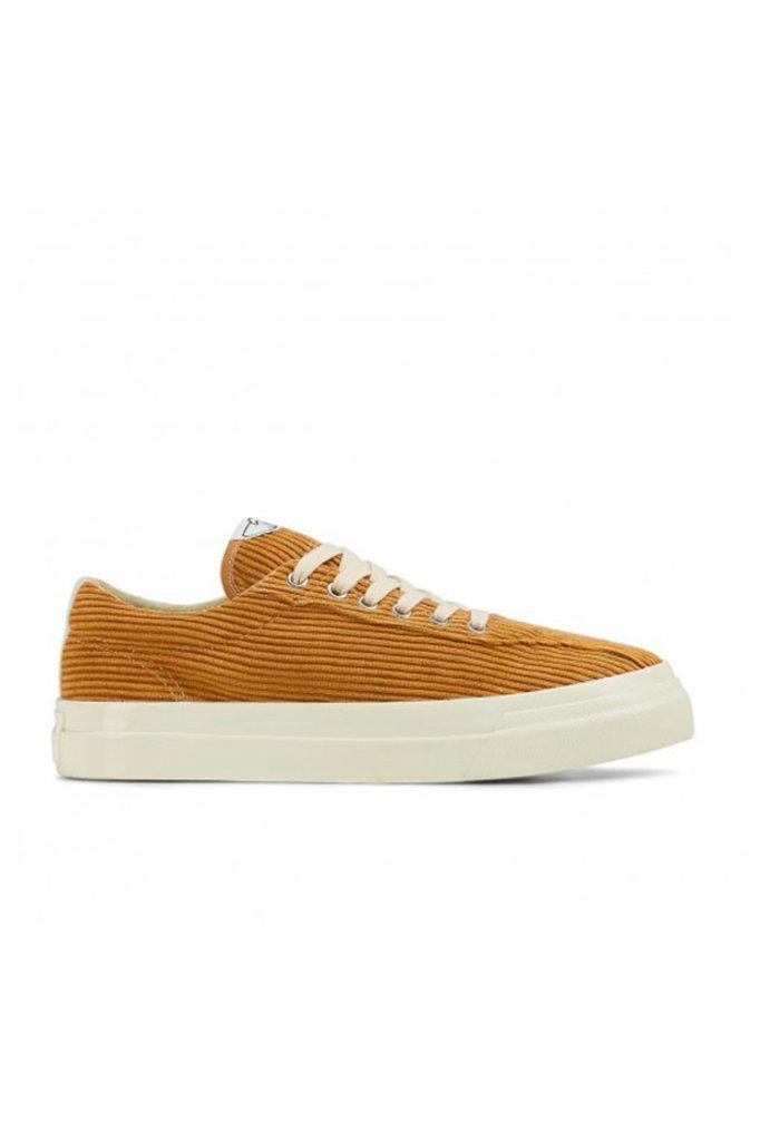 stepney workers club dellow m cord sneaker - tan