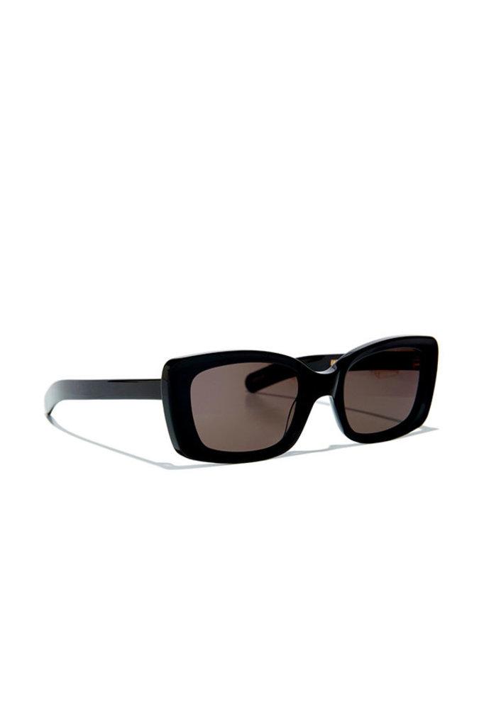 Flatlist eazy sunglasses - solid black