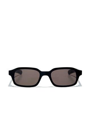 Flatlist hanky sunglasses - solid black