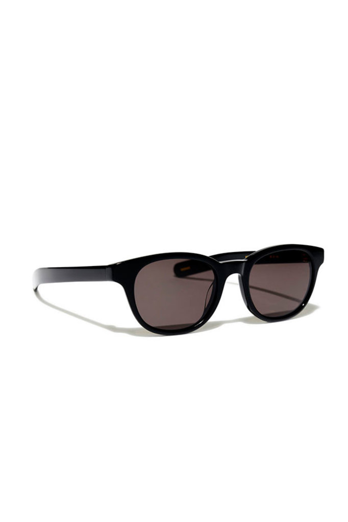 Flatlist logic sunglasses - solid black
