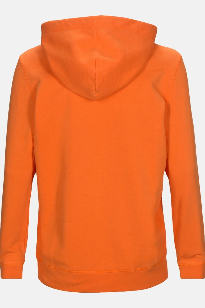 Peak Performance comb hoodie - orange dune