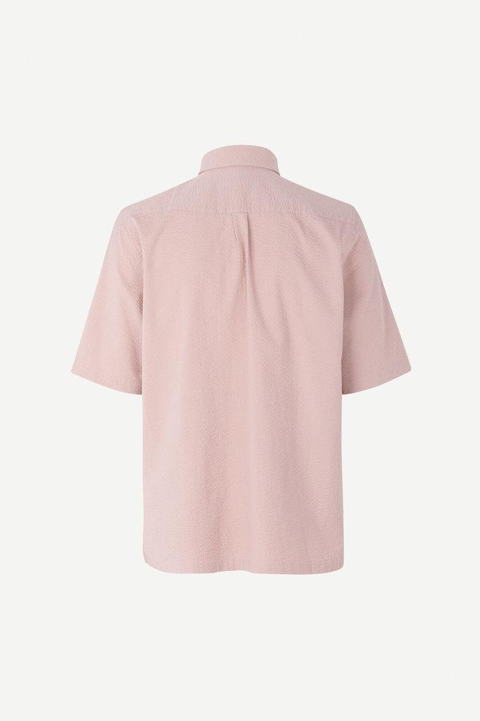 samsoe samsoe taro bx 11380 shirt misty rose