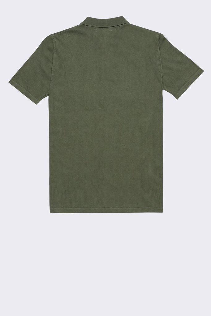 the Goodpeople plan polo army green
