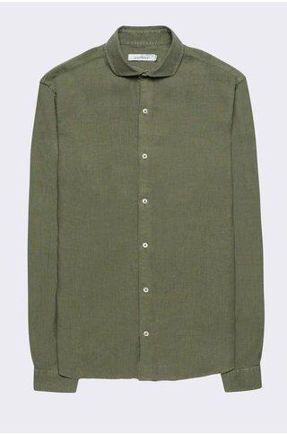 soho shirt army green