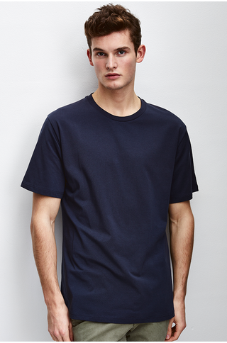 the Goodpeople ted tshirt navy