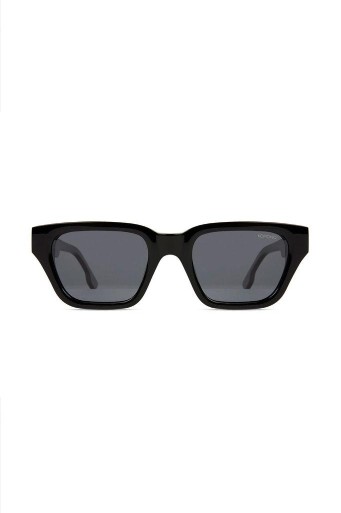 broolyn sunglasses all black
