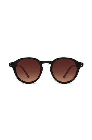 Komono damien sunglasses black tortoise
