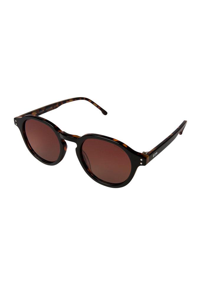damien sunglasses black tortoise