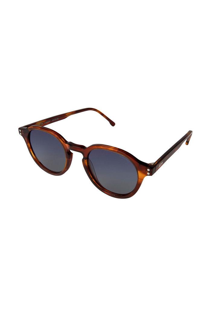 damien sunglasses bourbon
