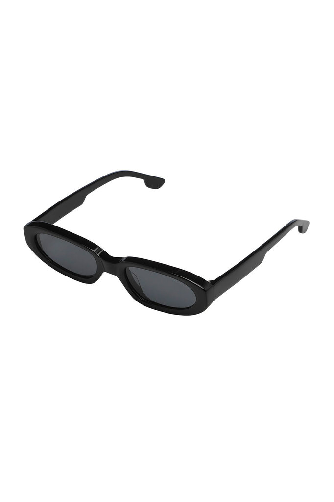 dan sunglasses black
