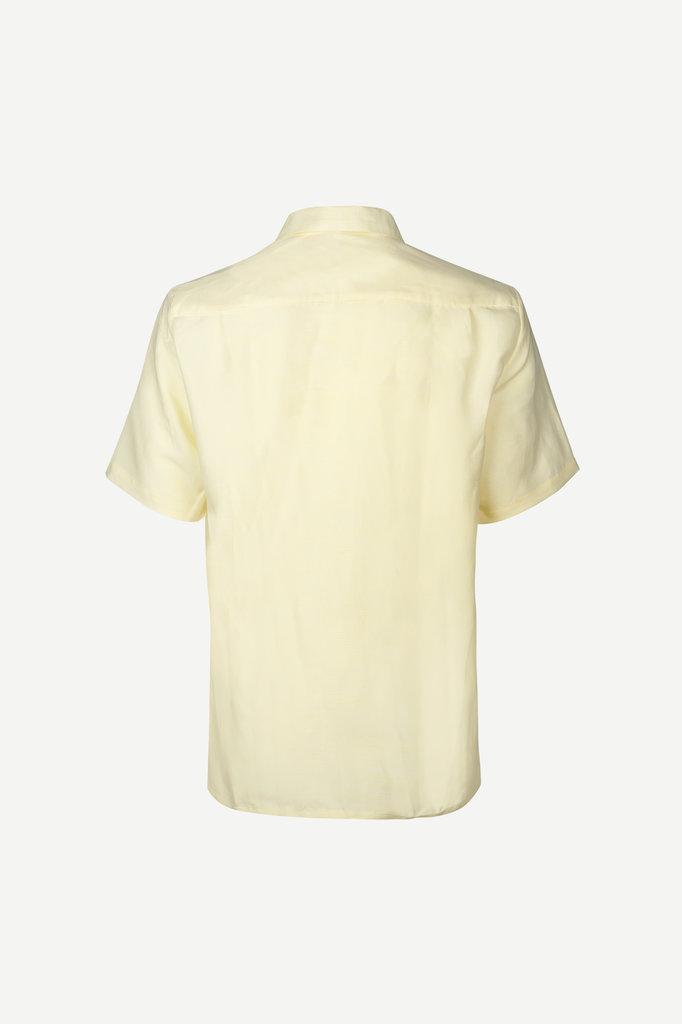 samsoe samsoe avan jx 11526 shirt - pineapple slice
