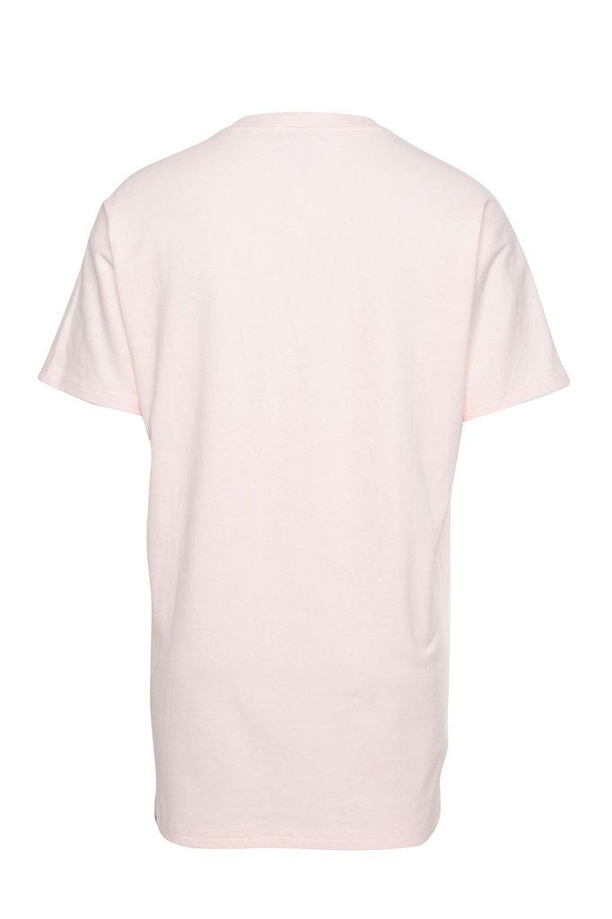 shark cafe tshirt pink campagne