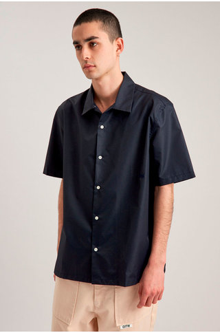 arte scottie shirt navy