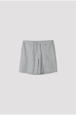 filippa k felix short - grey melange