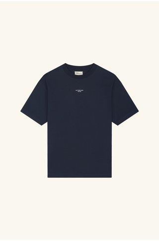 drôle de monsieur not from paris madame t-shirt - navy
