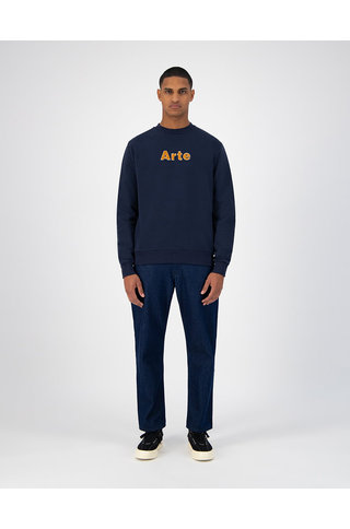 arte chris sweater - navy