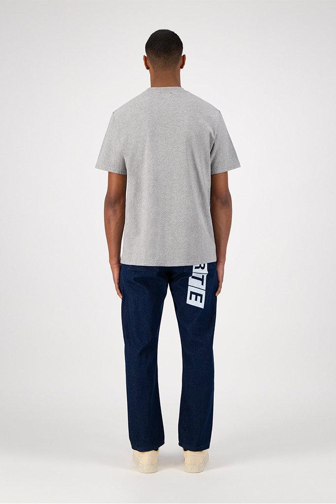 arte toby a t-shirt - grey