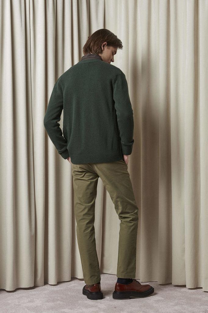 nn07 bjorn 6333 knit - bottle green