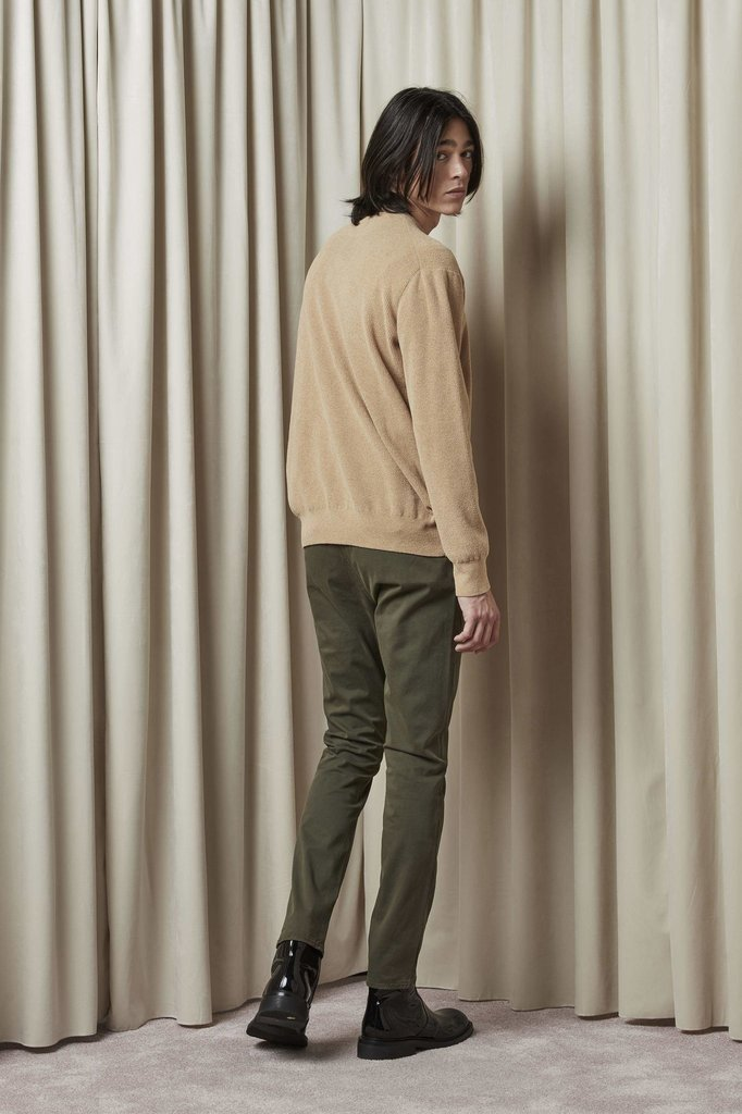 nn07 danny 6429 knit - light khaki