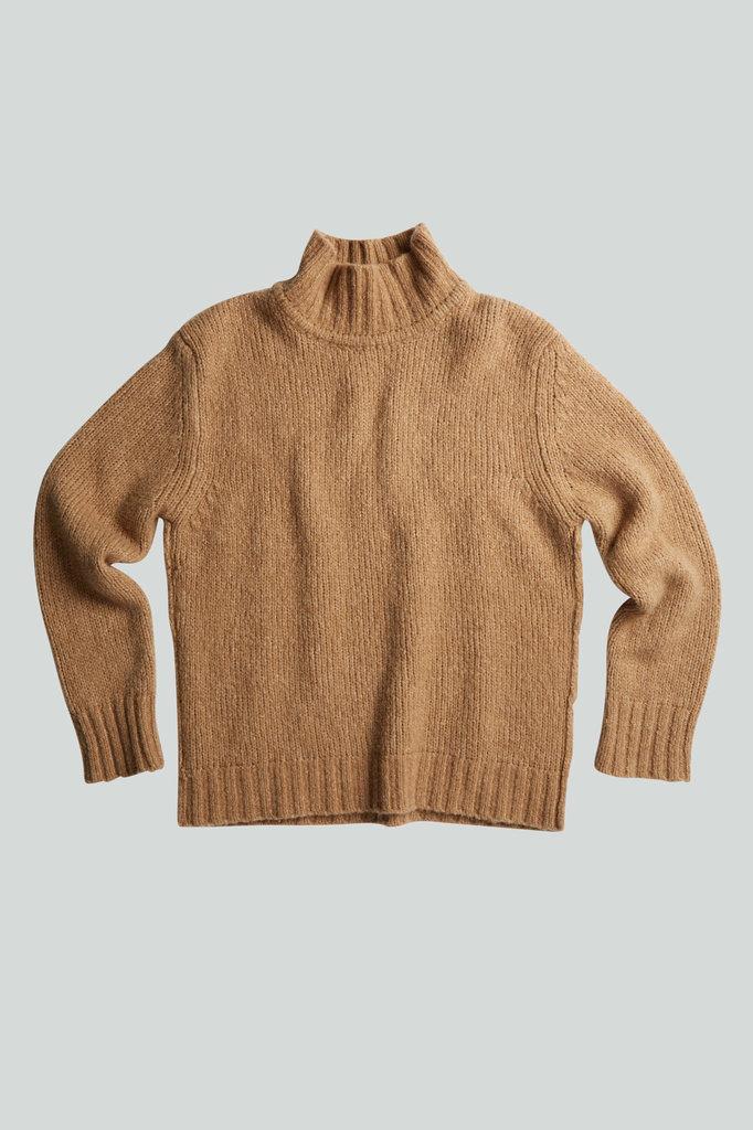nn07 douglas 6405 knit - camel
