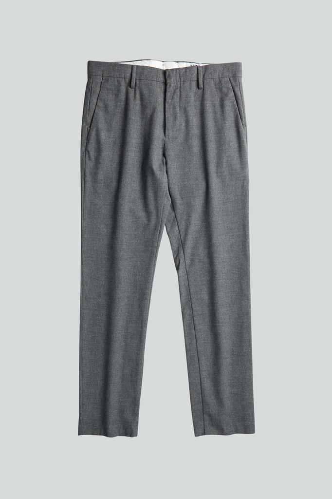 nn07 theo 1393 pants - grey