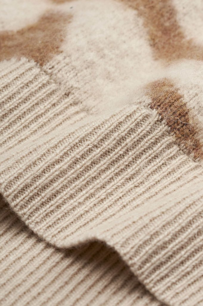 tiger of sweden prowler j knit - print