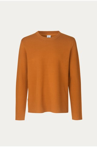 won hundred benton knit - caramel cafe