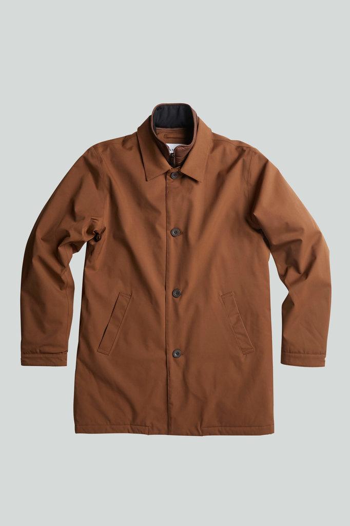nn07 blake 8240 coat - canela brown