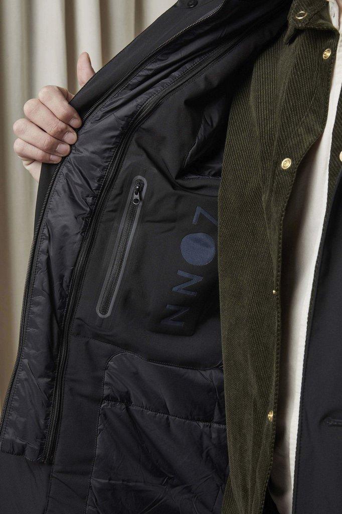 nn07 blake 8240 coat - black